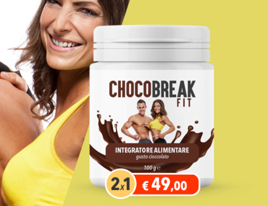 Choco Break Fit integratore