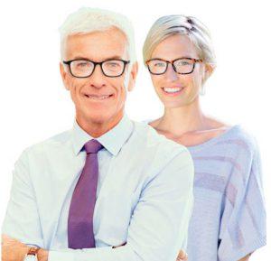 one power zoom occhiali lenti