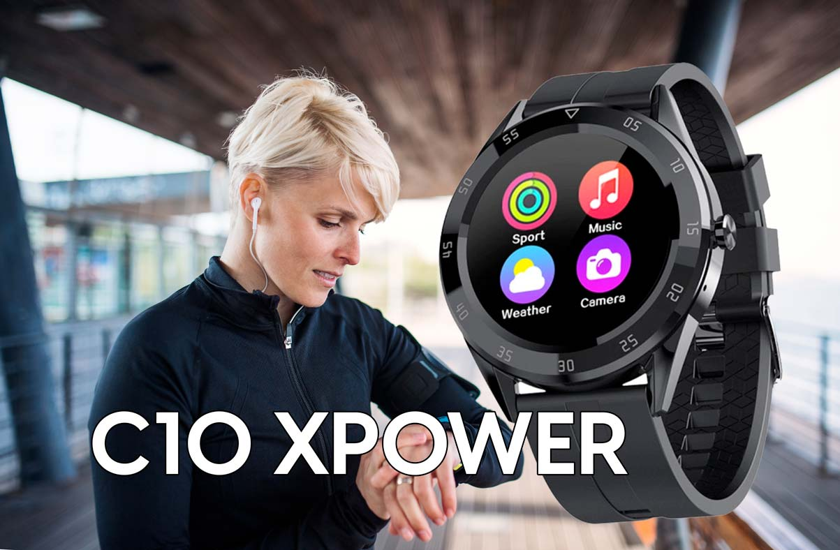 c10 xpower smartwatch